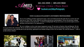 Professional Photographer San Bruno, Website Designed, ReDesigned & Maintained Professional Photographer San Bruno  http://abbysphotography.net/  Website Design San Bruno, San Bruno Website Design , http://www.tapsolutions.net | (818) 281-7628 | San Bruno Website Development and Designed
