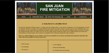 Fire Mitigation City Of Industry, Website Designed, ReDesigned & Maintained Fire Mitigation City Of Industry  http://sanjuanfiremitigation.com/ City Of Industry Website Design, Website Design City Of Industry, Website Development In City Of Industry CA.,(818) 281-7628  http://www.tapsolutions.net