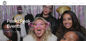 Photobooth Rentals and Events Vista, Website Designed, ReDesigned & Maintained Photobooth Rentals and Events Vista  https://peak2peakevents.com/ Affordable Website Design Vista, Affordable Website Re-design In Vista CA.,(818) 281-7628  http://www.tapsolutions.net