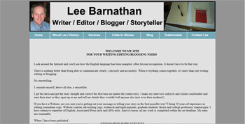 Site Developed and Designed for Lee Barnathan |  http://www.tapsolutions.net | Simi Valley Website Development and Designed